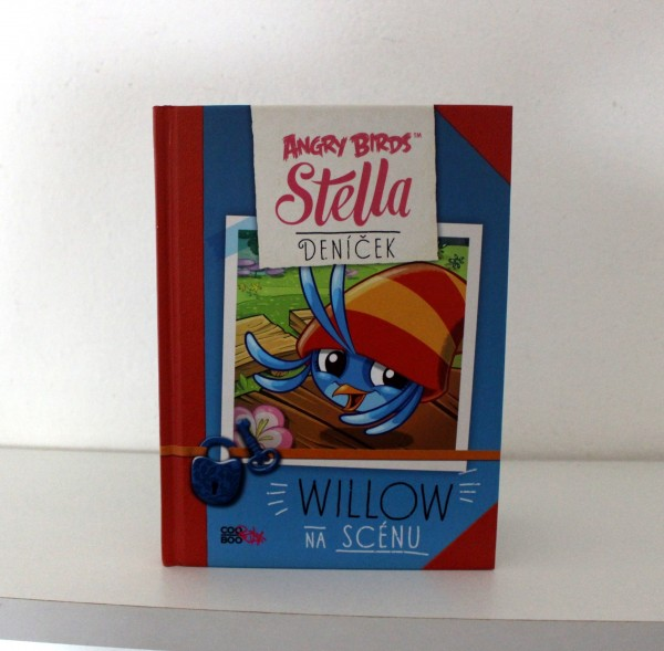 Angry Birds - Stella - Willow na scénu - Richard Dungworth (1)